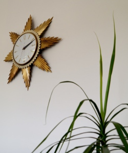 Clock from Tyabb Packing House